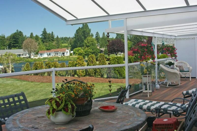 ... Seattle Patio Covers Patio Covers Integrated Wind Walls