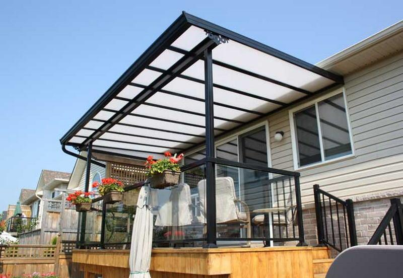 Charming Seattle Patio Covers