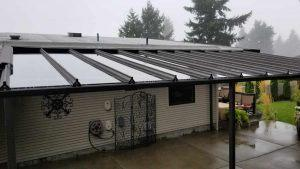Black Beam Glass Patio Cover-04